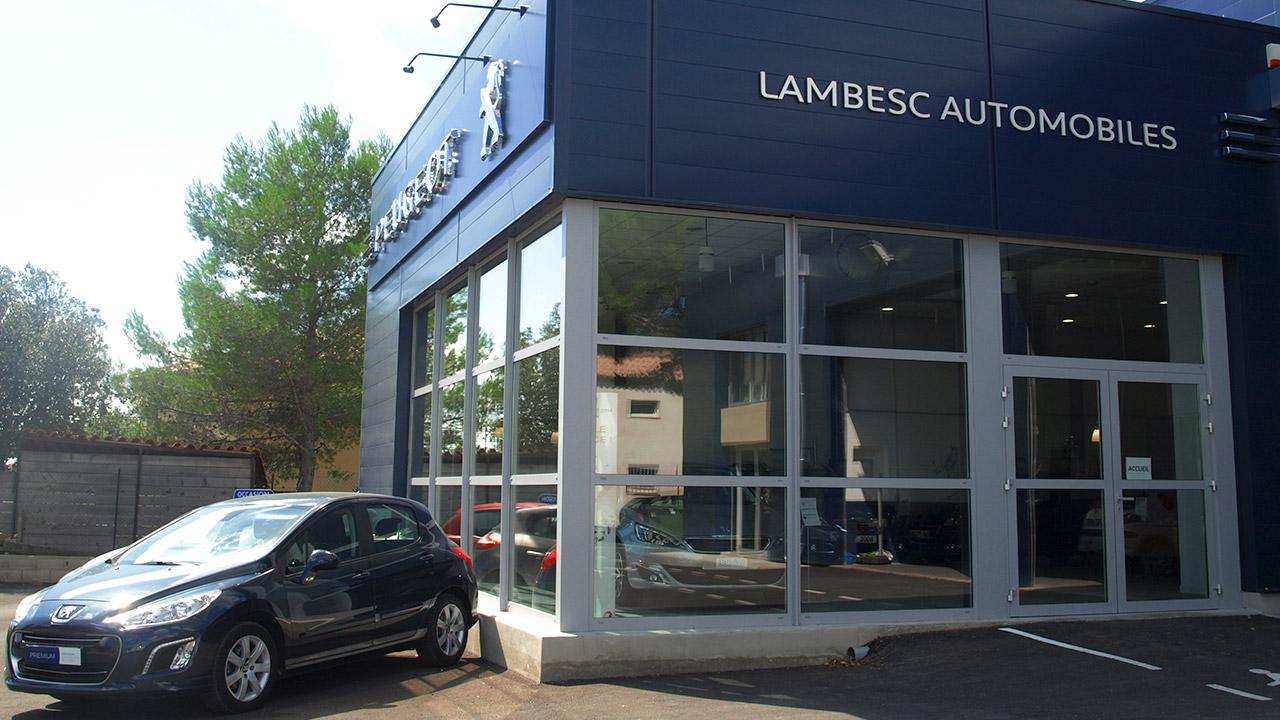 Garage Lambesc